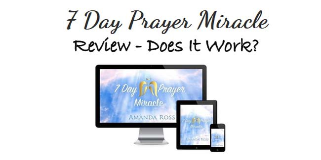 7 Day Prayer Miracle reviews